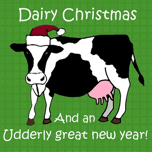 Dairy Christmas