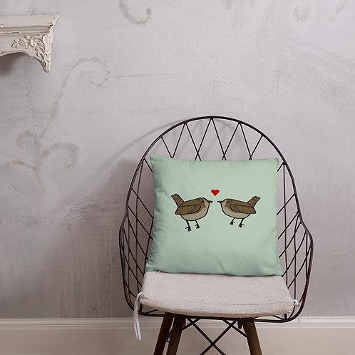 Wren cushion