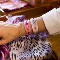 Bracelets Cuir & Soie