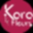 logo Kara Fleurs - Fleuriste Saint Genis Laval