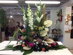 kara Fleurs - compo floral décès