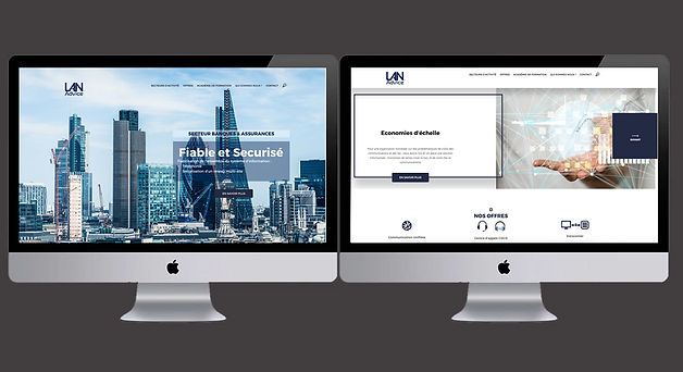 Webdesign-LanAdvice_Yllog