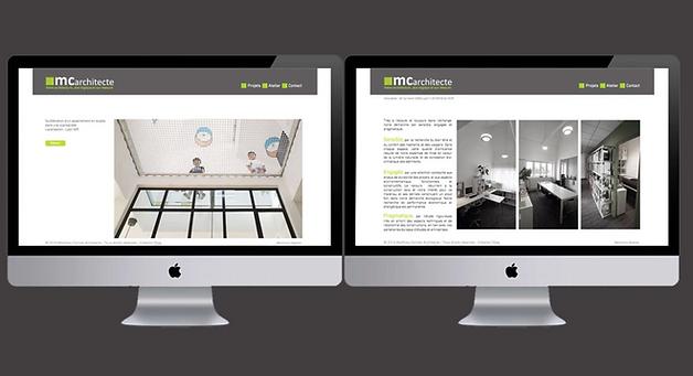 WebDesing-Mc Archi-Yllog