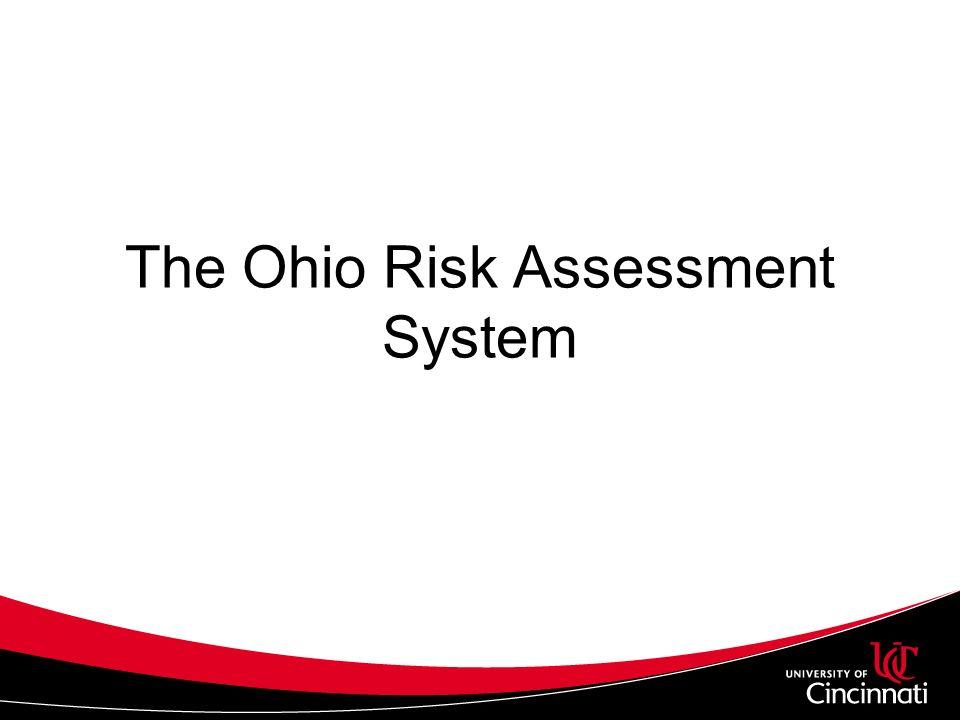 Ohio Risk Assessment System