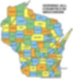 WI Map-72 Counties