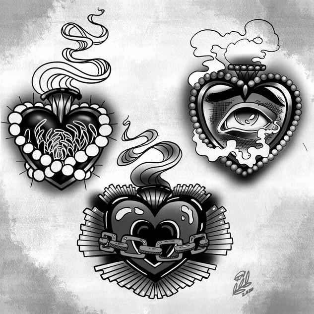 Sacred Heart (2020)