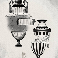 Spooky Vases (2020)