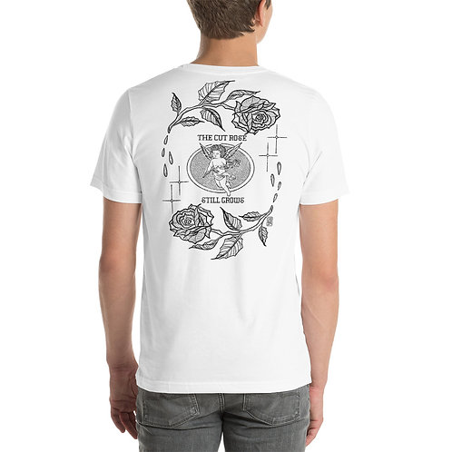 Cut Rose Unisex T-Shirt