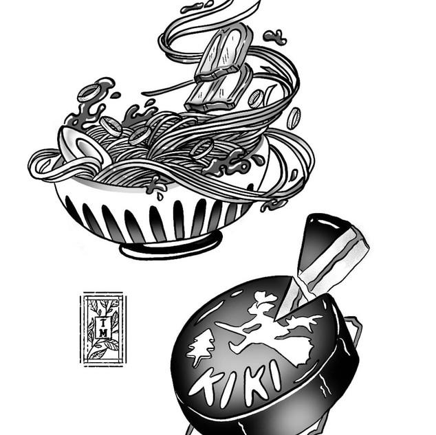 Ghibli Food Pt I (2020)