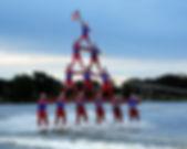 show ski pyramid
