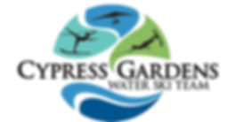 Cypress gardens water ski team logo