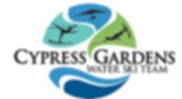 Cypress Gardens Water Ski Logo