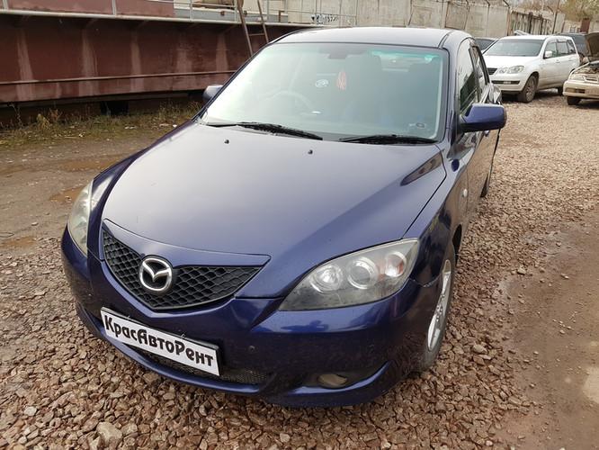 Mazda Axela 2004 г. 900р/сутки