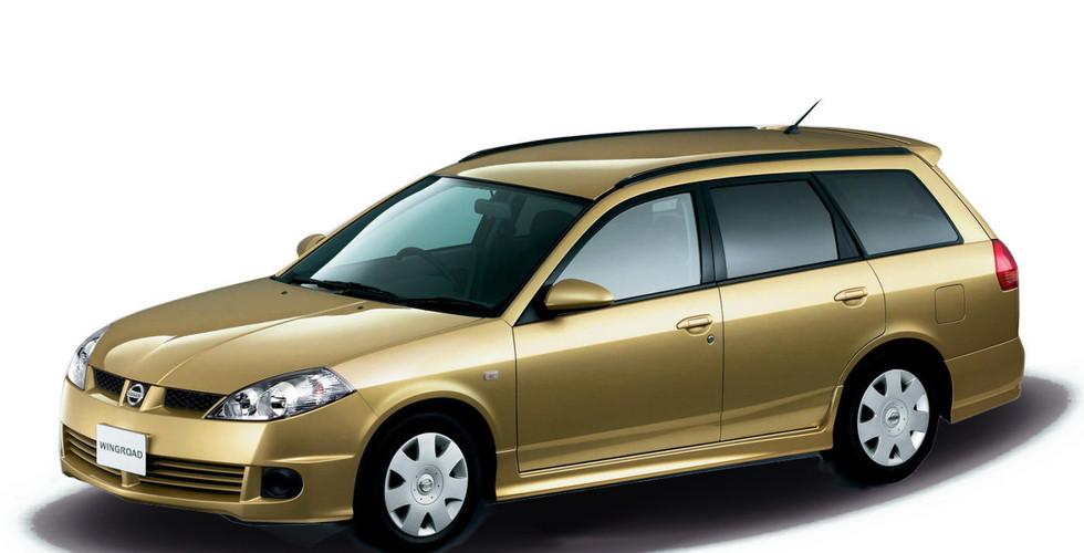 Nissan Wingroad 2003 г. 750р/сутки