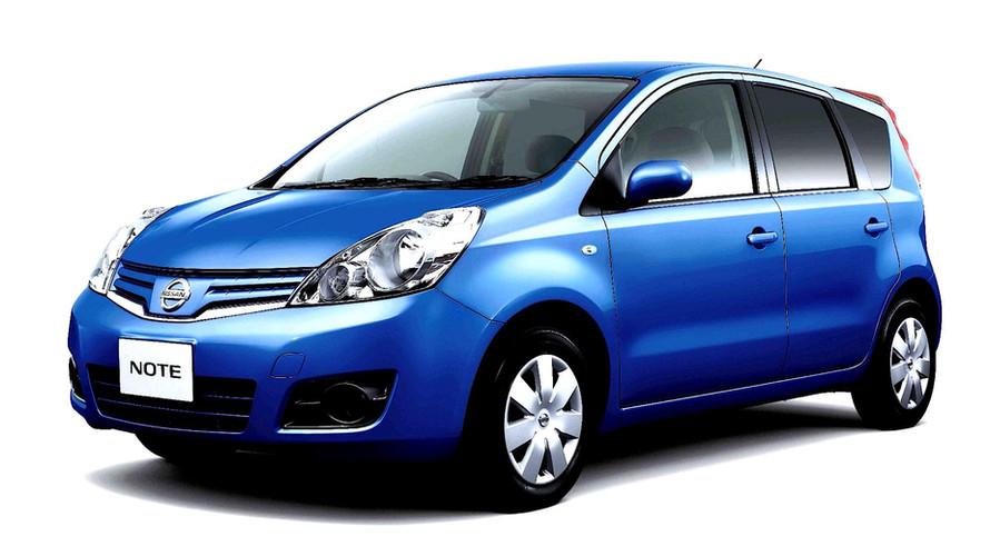 Nissan Note 2007 г. 850р/сутки