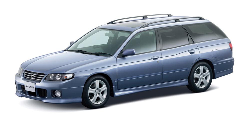 Nissan Avenir 2001 г. 850р/сутки