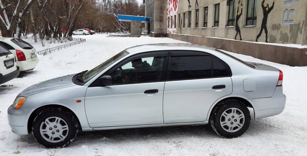 Honda Civic 2003 г. 750р/сутки