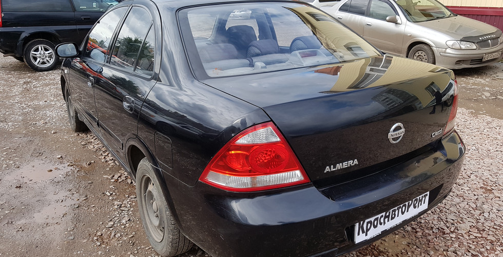 Nissan Almera Classic 2008 г. 900р/сутки