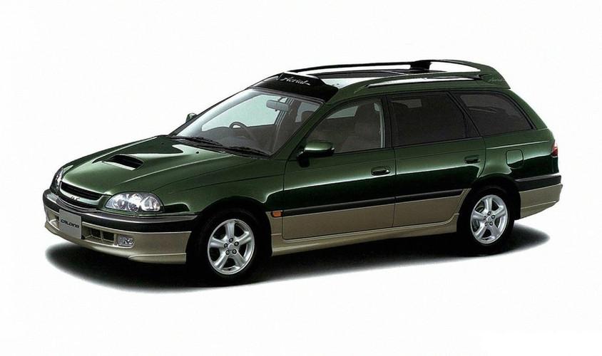 Toyota Caldina 2001 г. 750р/сутки