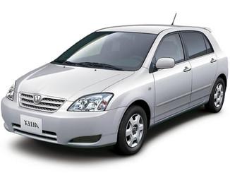 Toyota Allex 2005 г. 900р/сутки