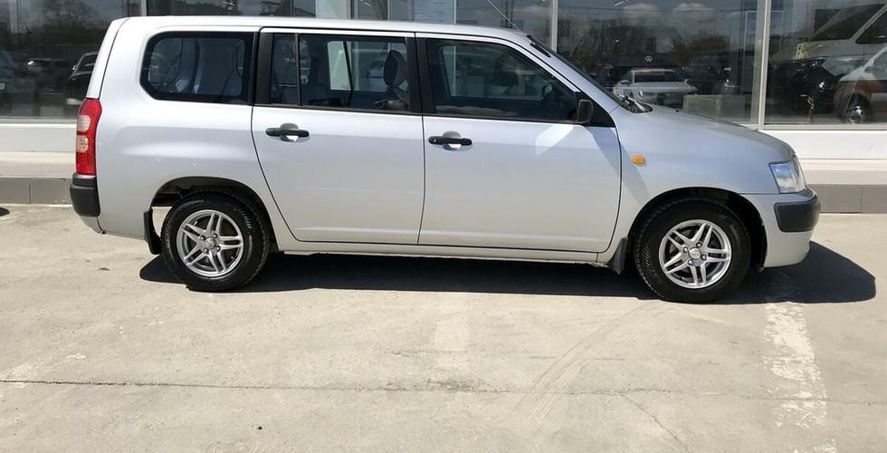 Toyota Suceed 2003 г. 850р/сутки