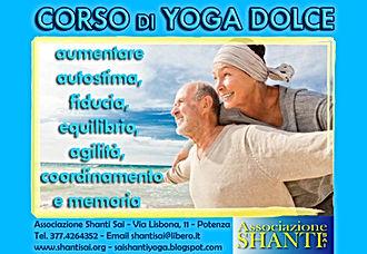 Corso di Yoga dolce