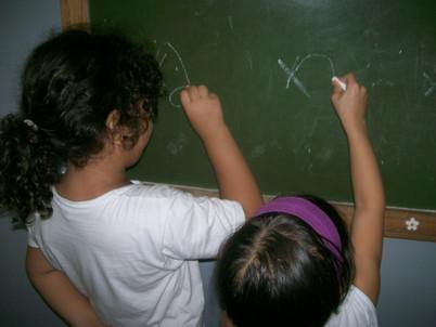Matemática- Número 2 - Pré