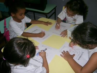 Linguagem Escrita- Letra B- Pré