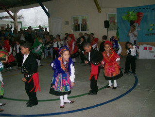 Festa de Portugal- Rancho Folclórico Infantil- Pré