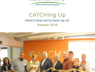 CATCHing Up - Summer 2019