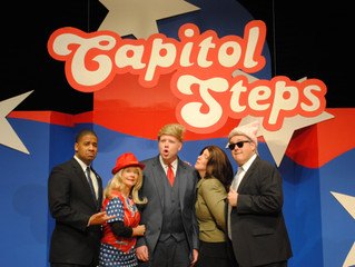 CATCH to Host 24th Annual Comedy Night featuring the Capitol Steps