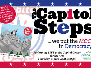 CATCH to Host 25th Annual Comedy Night featuring the Capitol Steps