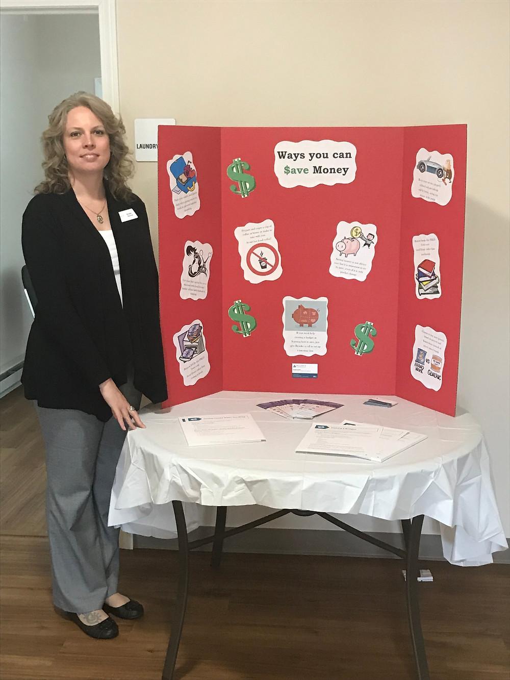 Brooke Noonan, Resident Services Coordinator