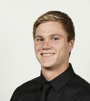 Justin Eck, Staff Accountant