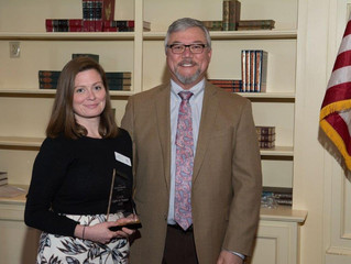 CATCH Receives Golden Trowel from Lakes Region Chamber