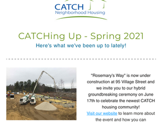 Our Spring E-Newsletter is Live!