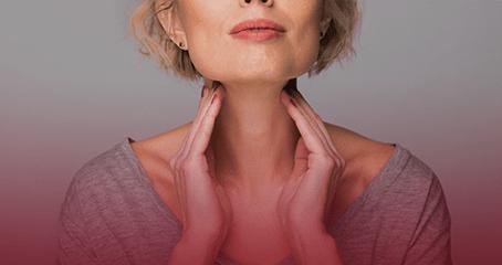 6 sinais para identificar problemas de tireoide