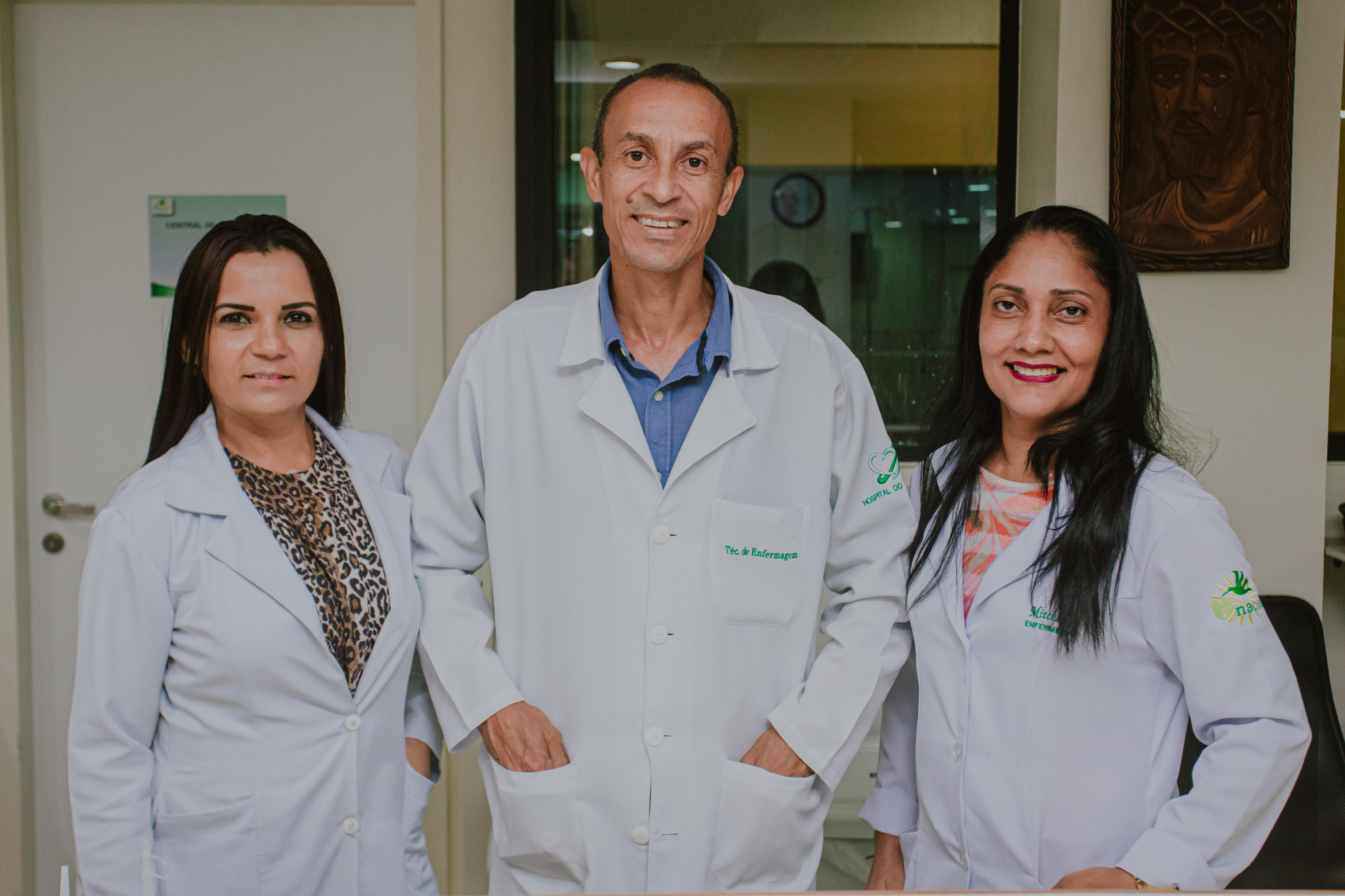 Atendimento da quimioterapia