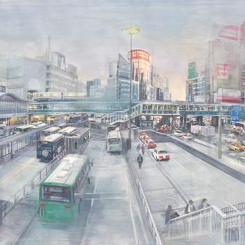View - Shibuya・1998