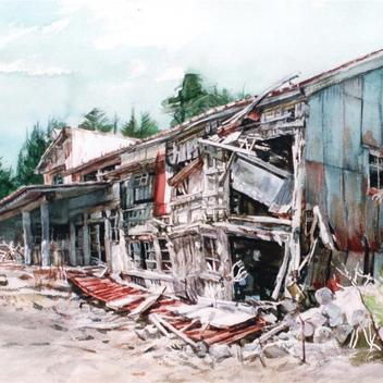 旧山本小屋