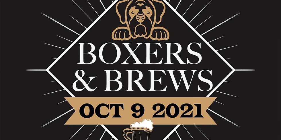Boxers & Brews 2021