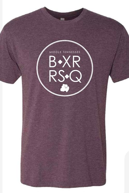 BXR RSQ Purple T-Shirt
