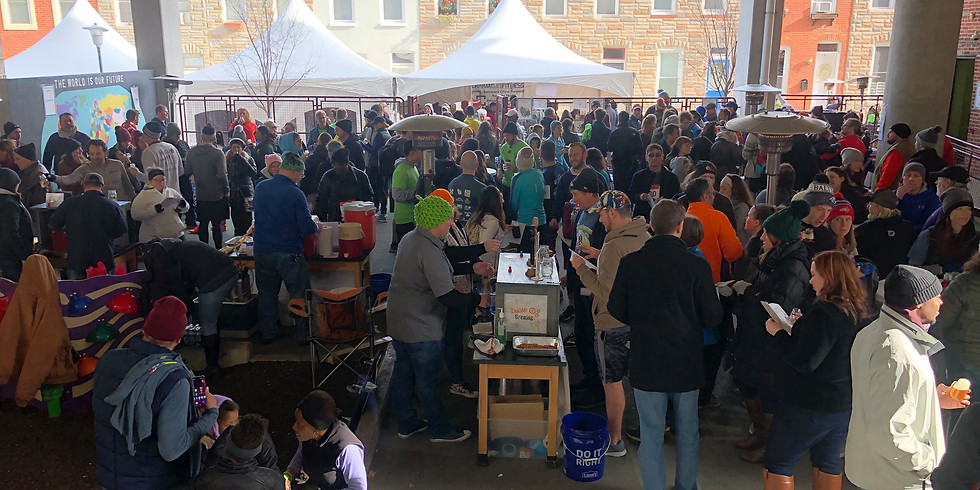 Virtual Patterson Park 5k and Homebrew Contest
