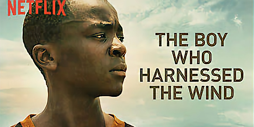 October Movie Night (Virtual) - The Boy Who Harnessed The Wind