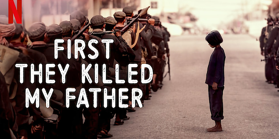 November Movie Night - First They Killed My Father
