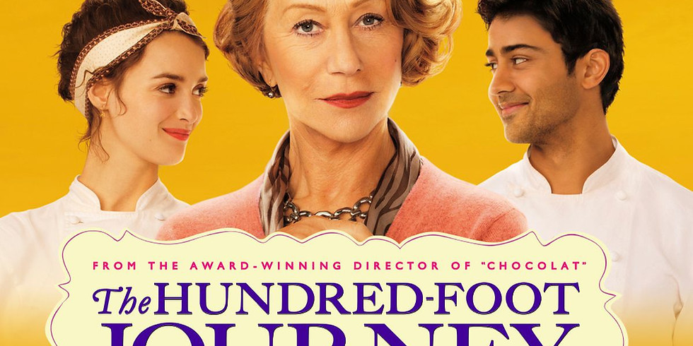 August Movie Night - The Hundred Foot Journey