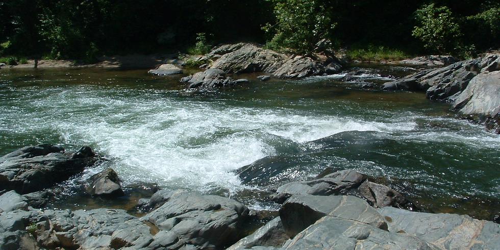 September Exploration Walk: Gunpowder Falls State Park - A day retreat to the Pot Rocks!