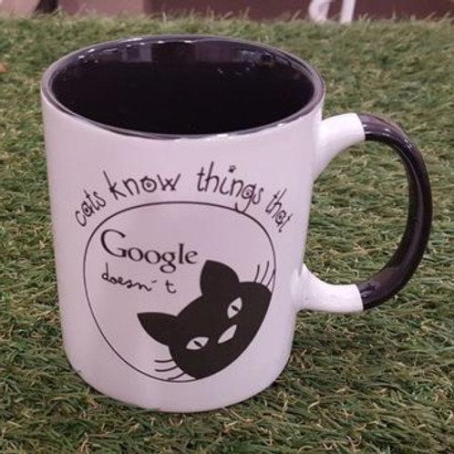 """Tazas modelo """"Google"""""""