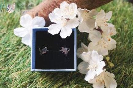 Pendientes mini colección Miss Tiramisú