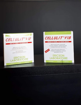 Cellulit'VIB Gel et Serum